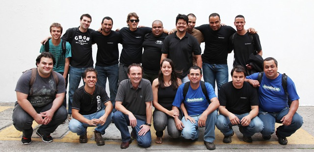 The Audio Team of Loudness