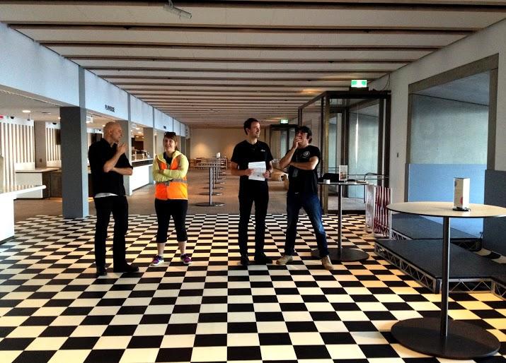Western Foyer Box Office Opera House : Vivid live at the sydney opera house soundgirls