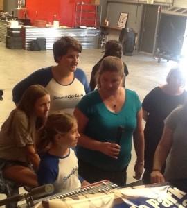 Live Sound Camp for Girls - Modesto, Ca @ Rock & Roll Warehouse | Modesto | California | United States