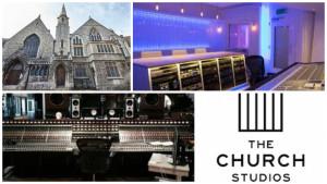Soundgirls.org European Chapter - Tour of The Church Studios, Crouch Hill, London @ The Church Studios | London | England | United Kingdom
