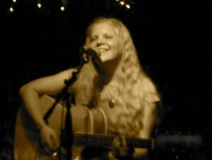 Jess Performing Early 2000s (Minneapolis, MN)