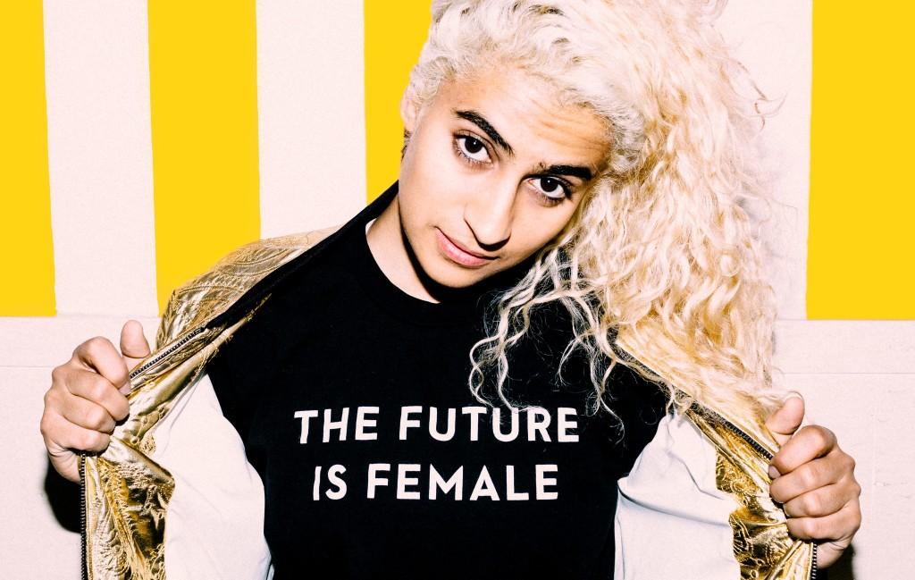 Madame Gandhi - FUTURE IS FEMALE