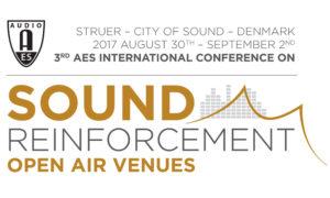 Denmark - AES International Conference @ City of SOund | Copenhagen | Denmark