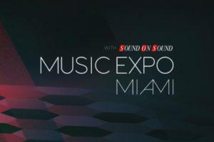 SoundGirls @ Music Expo Miami @ SAE Institute | Miami | Florida | United States